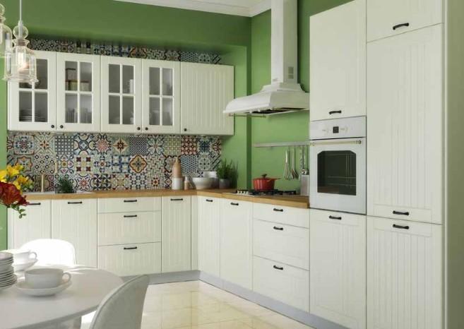 Lora elemes klasszikus konyhabutor szett