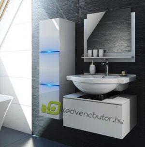 Modern fürdőszoba bútorok