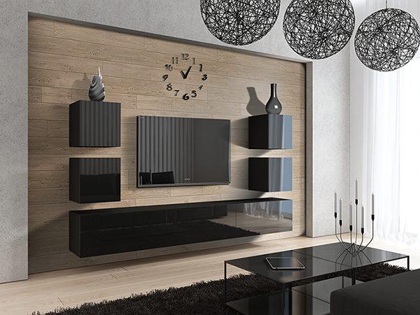 kedvencbutor.hu-concept 35 magasfényű fekete nagyobb