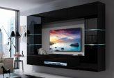 kedvencbutor.hu-concept 62 magasfényű fekete kisebb
