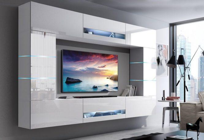 kedvencbutor.hu-concept 63 magasfényű fehér kisebb
