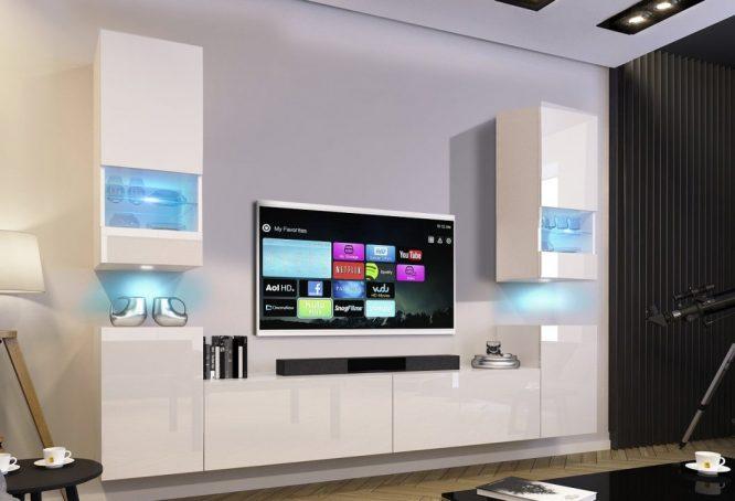 kedvencbutor.hu-concept 67 magasfényű fehér kisebb