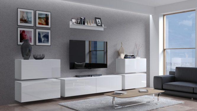 kedvencbutor.hu-concept 78 magasfényű fehér