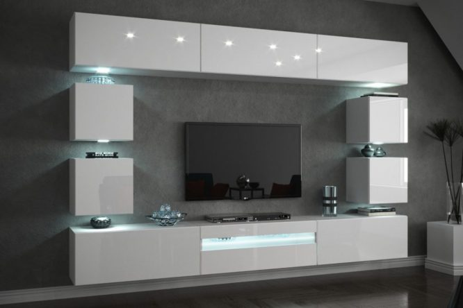 kedvencbutor.hu-concept 81 magasfényű fehér kisebb