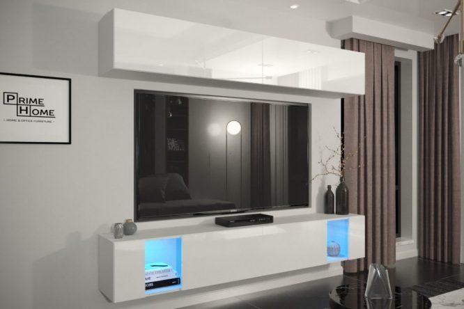 kedvencbutor.hu-exclusive 8 magasfényű fehér