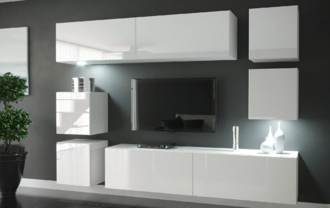 kedvencbutor.hu-next 65 magasfényű fehér