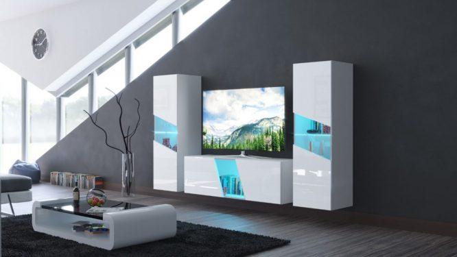 kedvencbutor.hu-slopeskandi 38 magasfényű fehér